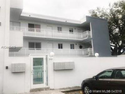 Miami Condo For Sale: 3101 SW 27th Ave #101