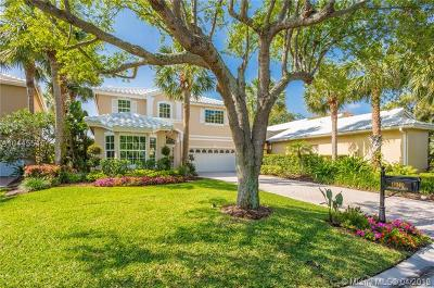 Palm Beach County Single Family Home For Sale: 17040 Crossgate Dr