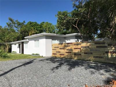 Miami Shores Single Family Home For Sale: 901 NE 82nd Ter