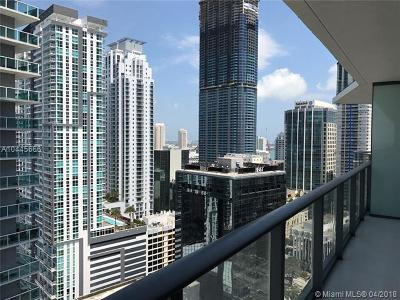 Condo For Sale: 1300 S Miami Ave #2611