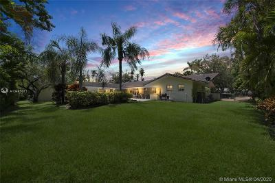 Coral Gables Single Family Home For Sale: 11085 Paradela St