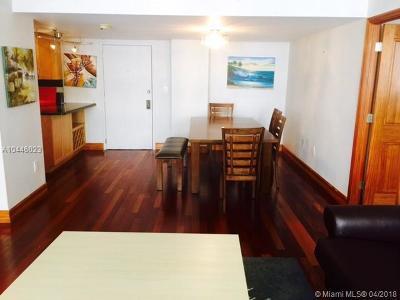 Miami Beach Condo For Sale: 1621 Collins Ave #PH1003