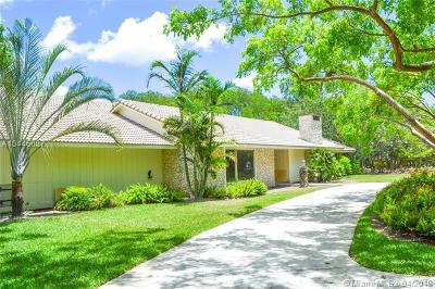 Homestead Single Family Home For Sale: 16901 SW 266th Ter