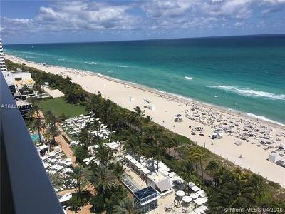 Miami Beach Condo For Sale: 4391 Collins Ave #1511