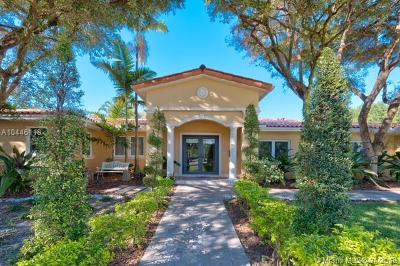 Coral Gables Single Family Home For Sale: 2412 Country Club Prado