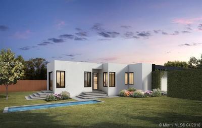 North Miami Single Family Home For Sale: 1925 NE 124th St