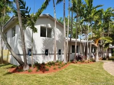 Miami Shores Single Family Home For Sale: 515 NE 96th St