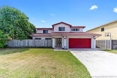 Cutler Bay Single Family Home For Sale: 8646 SW 207 Ter