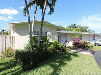 Plantation Single Family Home For Sale: 6025 Pine Ter