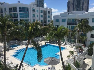 Miami Beach Condo For Sale: 110 Washington Ave #PH2606