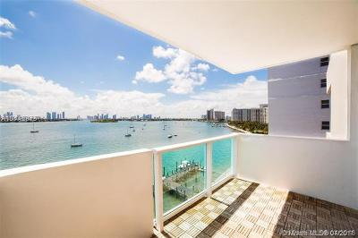 Miami Beach Condo For Sale: 1200 West Av #625