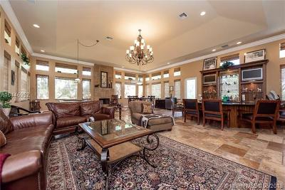 Davie Single Family Home For Sale: 1723 SW 132nd Way