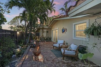 Fort Lauderdale Single Family Home For Sale: 6340 NE 19th Ter