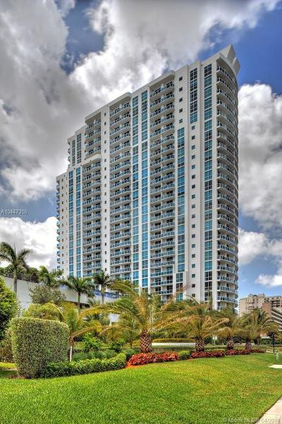 Hallandale Condo For Sale: 1945 S Ocean Dr #1208