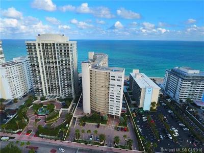 Fort Lauderdale Condo For Sale: 4100 Galt Ocean Dr #802