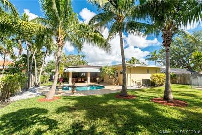 Single Family Home For Sale: 3001 S Miami Ave