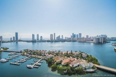 Aventura Condo For Sale: 7000 Island Blvd #2601
