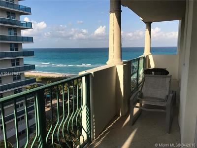 Surfside Condo For Sale: 9195 Collins Ave #903