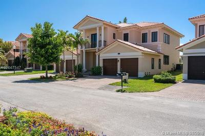 Cutler Bay Single Family Home For Sale: 19354 SW 78th Pl