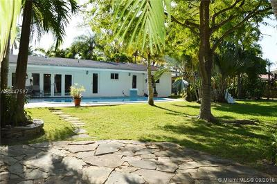 Palmetto Bay Single Family Home For Sale: 13650 SW 78th Ct