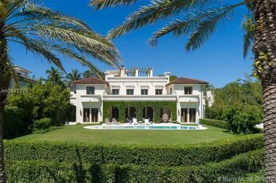 Miami Single Family Home For Sale: 3310 Devon Ct