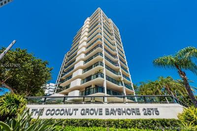 Coconut Grove FL Condo For Sale: $849,900