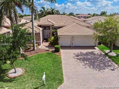 Coral Springs Single Family Home For Sale: 5017 NW 125th Ave