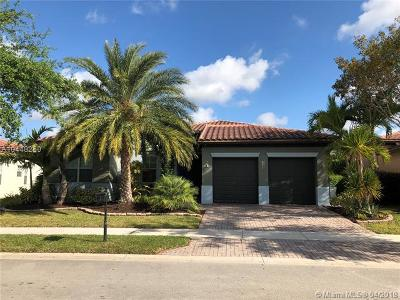 Parkland Single Family Home For Sale: 8278 NW 124th Ter