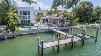 Single Family Home For Sale: 1200 S Biscayne Point Rd