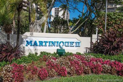 Palm Beach County Condo For Sale: 4100 N Ocean Dr #804