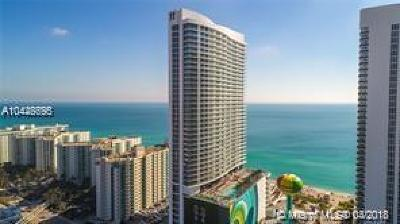 Hollywood Condo For Sale: 4111 S Ocean Dr #UPH8