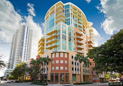 Fort Lauderdale Condo For Sale: 111 SE 8th Ave #606