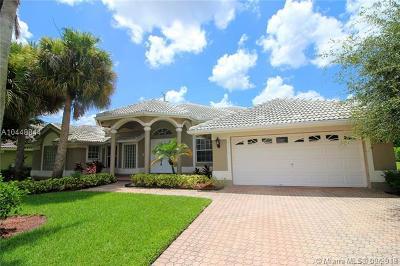 Boca Raton Single Family Home For Sale: 20202 Ocean Key Dr