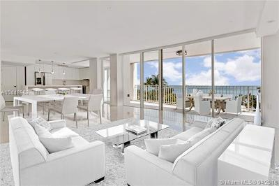 Key Biscayne Condo For Sale: 881 Ocean Dr #4A
