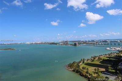 Miami Condo For Sale: 2020 N Bayshore Dr #2604