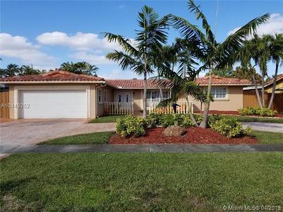 Hollywood Single Family Home For Sale: 4233 Jackson St