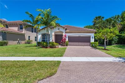 Lake Worth Single Family Home For Sale: 4609 Capital Dr