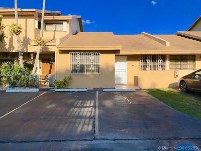 Miami Condo For Sale: 12237 SW 24th Ter #37