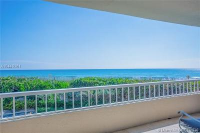 Riviera Beach Condo For Sale: 5540 N Ocean Dr #1C