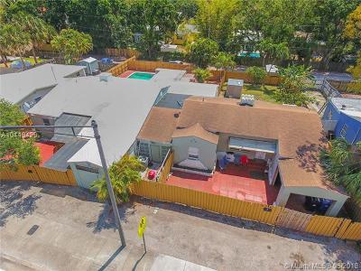 Fort Lauderdale Multi Family Home For Sale: 500 Davie Blvd