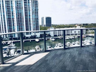 North Miami Beach Condo For Sale: 17301 Biscayne Blvd. #903