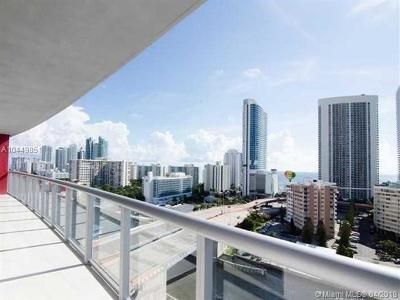Hallandale Condo For Sale: 2600 E Hallandale Beach Blvd #T2502