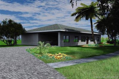Fort Lauderdale Single Family Home For Sale: 540 Alabama Ave