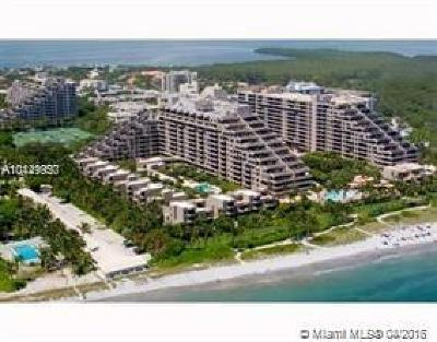 Key Biscayne Condo For Sale: 151 Crandon Blvd #133