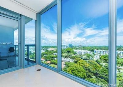 Blue Condo Rental For Rent: 601 NE 36th St #1205
