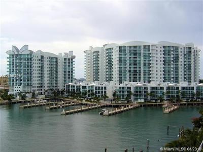 North Bay Village Condo For Sale: 7914 Harbor Island Dr #206