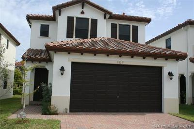 Miramar Single Family Home For Sale: 9175 SW 39th St
