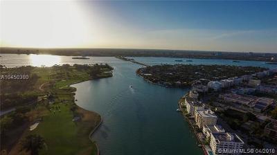 Bay Harbor Islands Condo For Sale: 9100 W Bay Harbor Dr #2-D