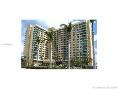 Hollywood Condo For Sale: 2501 S Ocean Dr #633