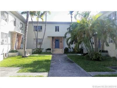 Miami Beach Condo For Sale: 8330 Crespi Blvd #17